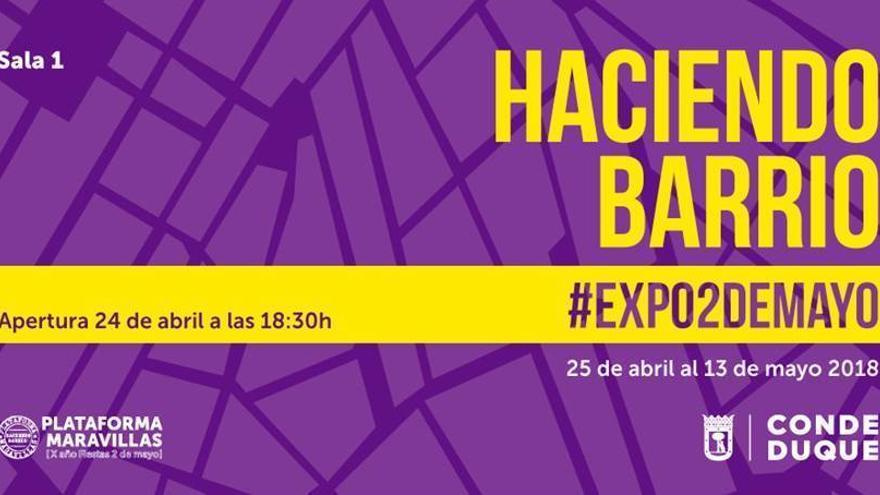 Exposicion Haciendo Barrio