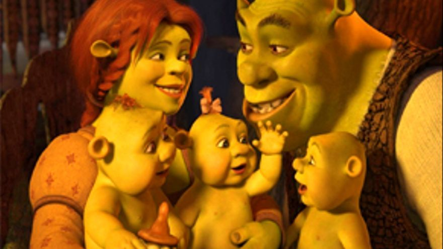'Shrek III' (16.9%) y 'El Señor de los anillos: El retorno del rey' (12.6%) reinan con récords en Telecinco y laSexta