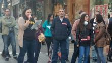 """Manifestación contra el ATC:  piden a los partidos que expliquen su postura de """"forma inequívoca"""""""
