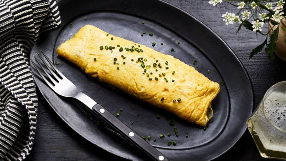 French Omelete