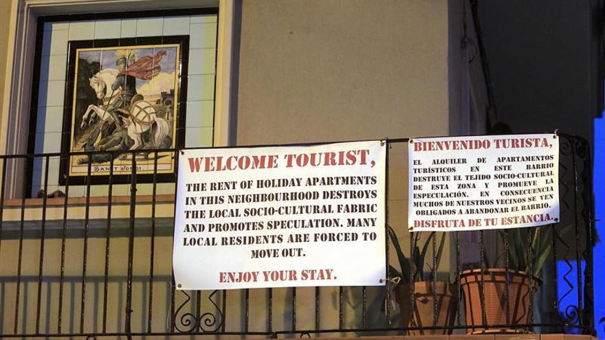 El TSJC dicta que una comunidad no puede prohibir pisos turísticos que ya funcionan