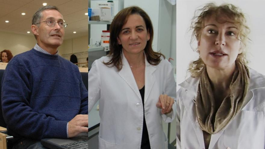 El genetista Ángel Carracedo y las farmacólogas María José Alonso y Mabel Loza figuran entre las personas firmantes de la carta