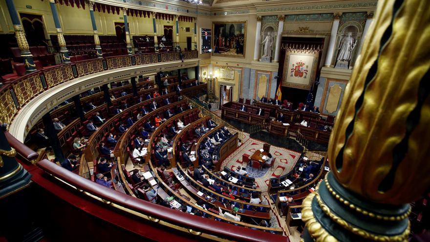 Medio centenar de organizaciones piden al Congreso derogar el delito de expresión