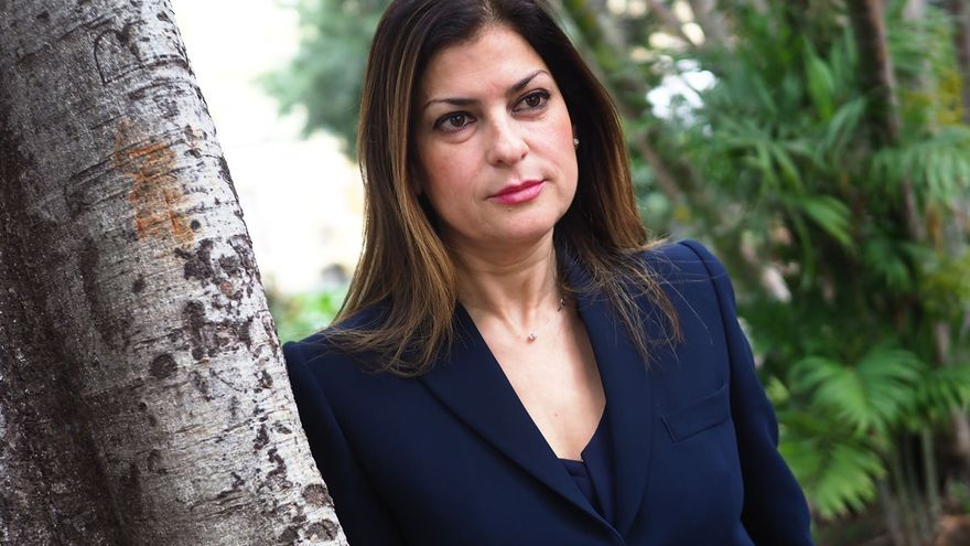 Matilde Zambudio, primera teniente de alcaldesa en Santa Cruz de Tenerife, de Ciudadanos