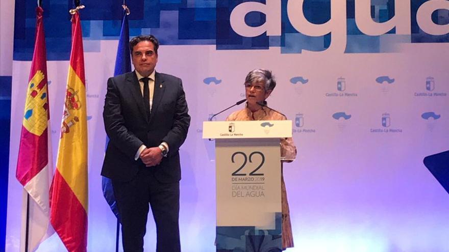 La Plataforma recoge el Premio a la Defensa del Agua / @rioTajoVIVO