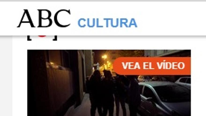 Vídeo violación ABC