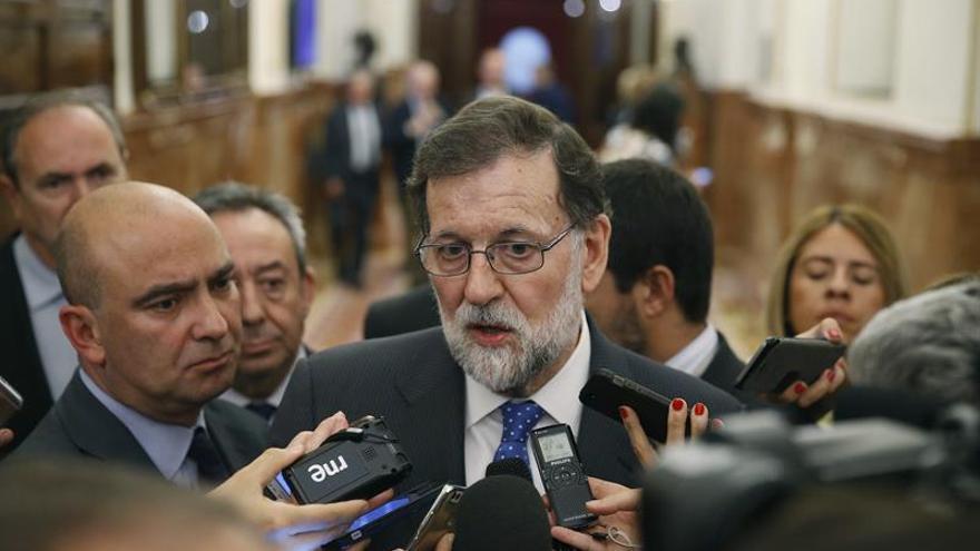"""Rajoy sobre los datos sobre desempleo: """"Las políticas económicas funcionan"""""""