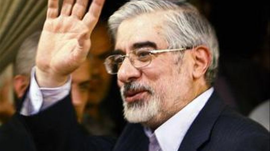 """Musavi insta al Gobierno iraní a que deje de """"intimidar"""" a la oposición"""