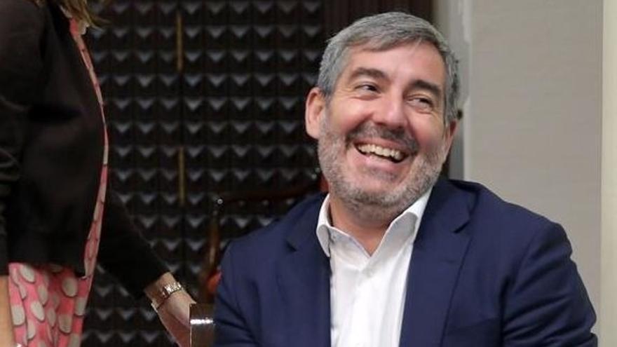 Fernando Clavijo, designado senador por el Parlamento de Canarias