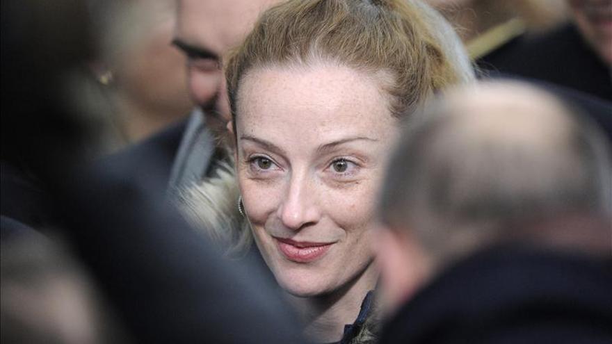 Cassez se reúne con Hollande tras su puesta en libertad en México