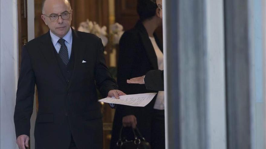 Francia pide un consejo extraordinario de Justicia e Interior de la UE
