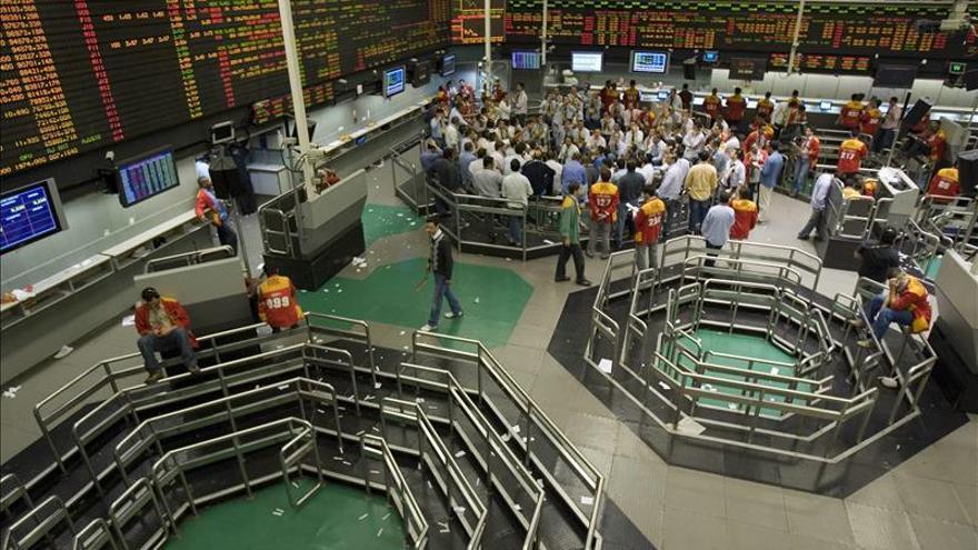 La bolsa de Sao Paulo sube un 1,25 % en la apertura