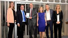 Javier Salvador, doctor de la CUN, recibe la medalla de la Fundación de la Sociedad Española de Endocrinología