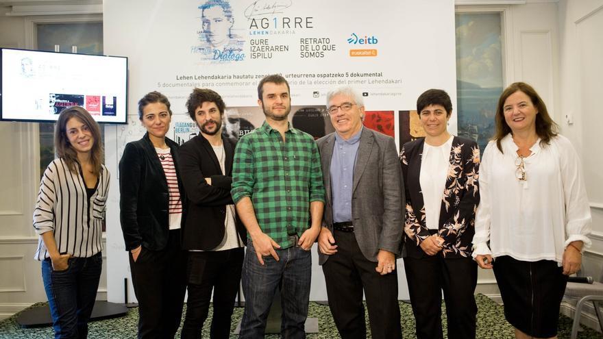 Cinco documentales reivindican la figura del lehendakari Agirre en 80 aniversario del primer Gobierno vasco