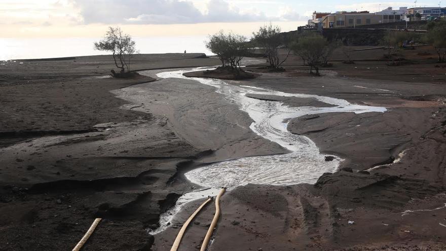 Efectos de las lluvias en La Garita (Alejandro Ramos)