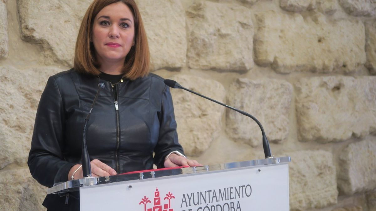 La concejala Carmen Campos