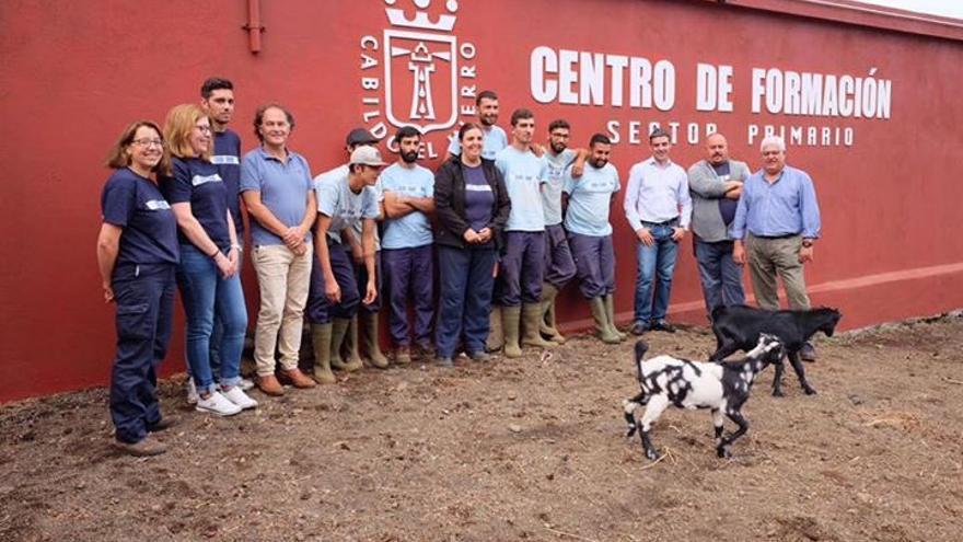 Centro de Formación del Sector Primario de El Hierro.