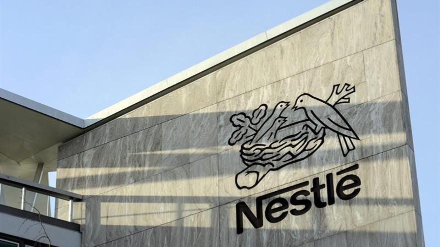 Nestlé anuncia un beneficio neto semestral al alza del 19 por ciento