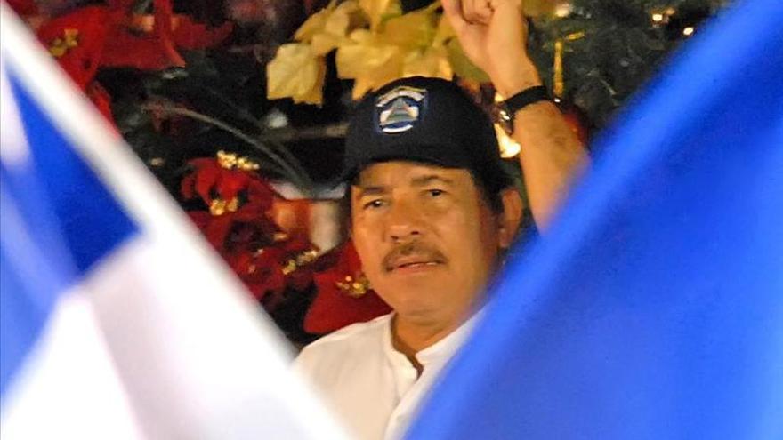 Ortega cumple siete años en el poder con la mirada puesta en otro mandato