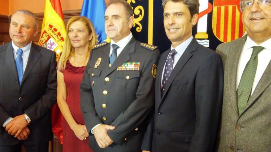 Toma de posesión de Ignacio Bádenas Gil de Reboleño