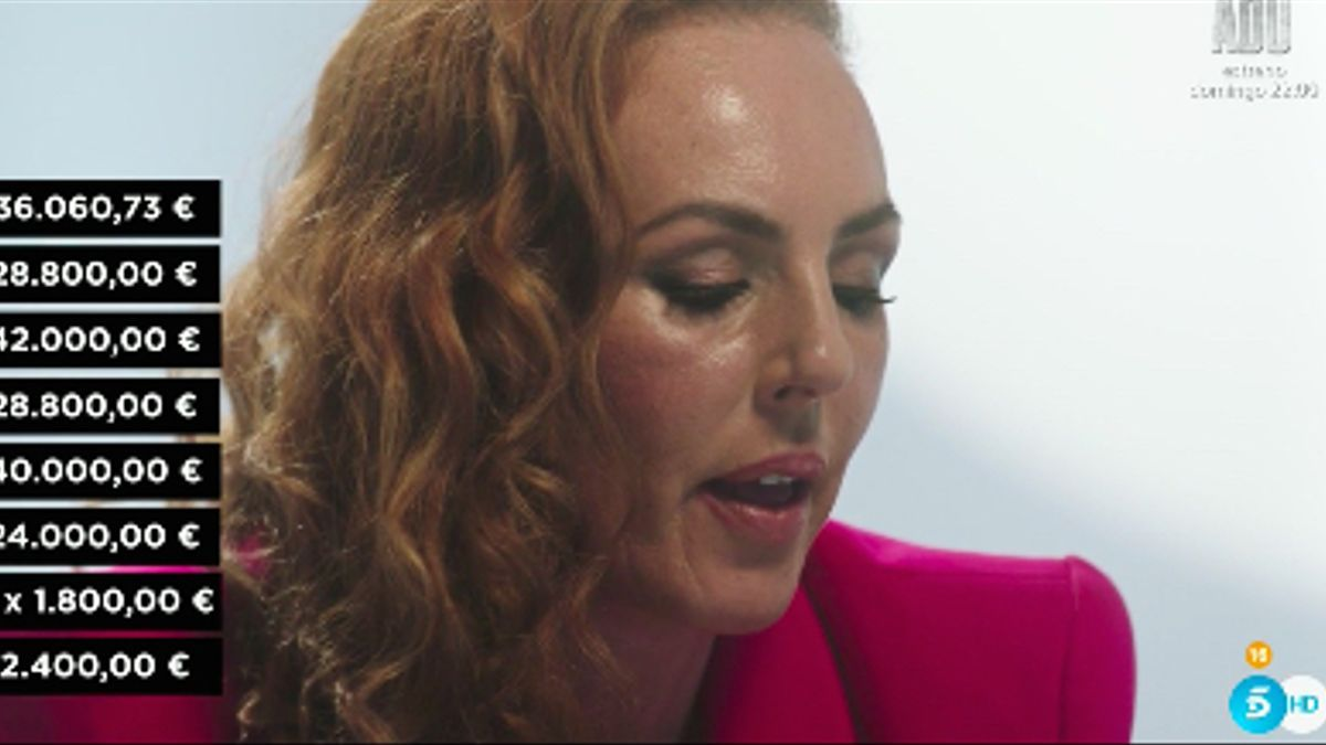 Rocío Carrasco, en el documental