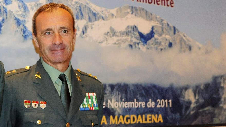 Francisco García Santaella, en una imagen de archivo
