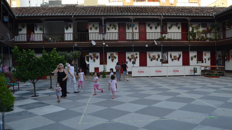 El corralón Santa Sofía, en calle Montes de Oca | N.C.