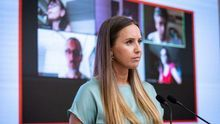 """Ciudadanos califica de """"hecho histórico"""" el haber logrado entrar en el Parlamento vasco y cree que su presencia ha sido beneficiosa para la coalición con el PP"""