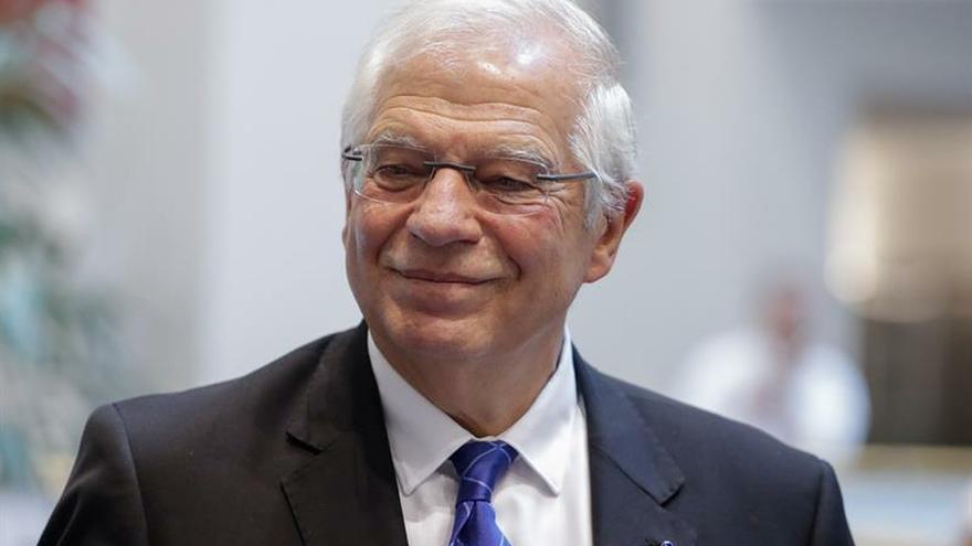 """Borrell: """"Ni Cataluña tiene embajadas, ni Exteriores tiene espías"""""""