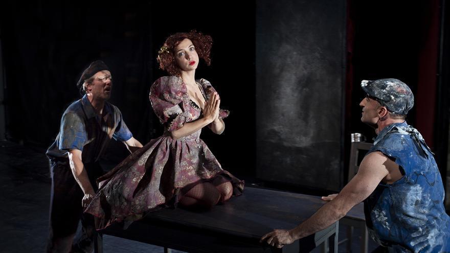 'Medida por Medida', adaptación de Shakespeare dirigida por Emilio del Valle