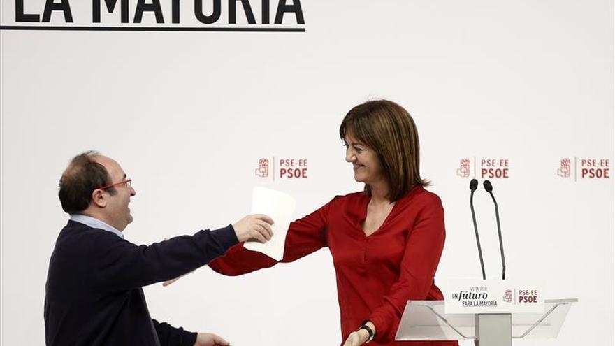 Mendia (PSE-EE):Votaremos contra Rajoy porque nos oponemos a sus recortes