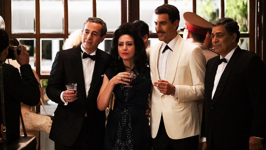 Primera imagen de 'The Spy', la miniserie de Sacha Baron Cohen