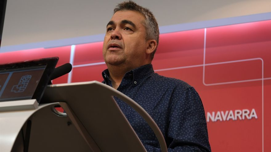 """Desestimada la demanda de Iriarte (Navarra Suma) contra Cerdán (PSOE) por llamarle """"fascista"""""""