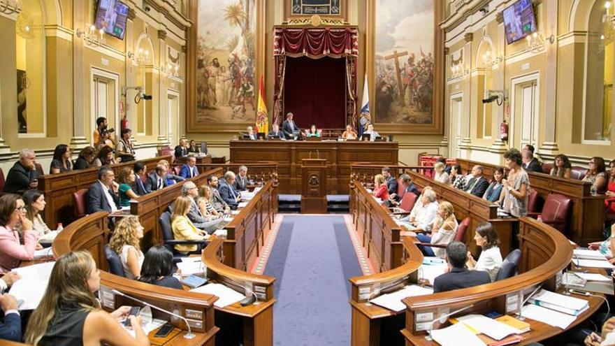 Parlamento de Canarias (Cedida a Europa Press)