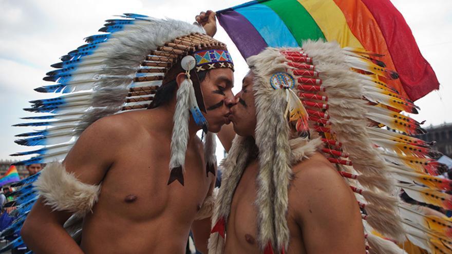 Última marcha del Orgullo en México DF