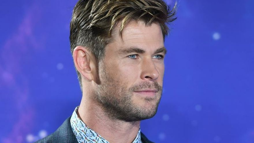 "Chris Hemsworth con ""Men in Black"" y Tolkien, estrellas de la cartelera"