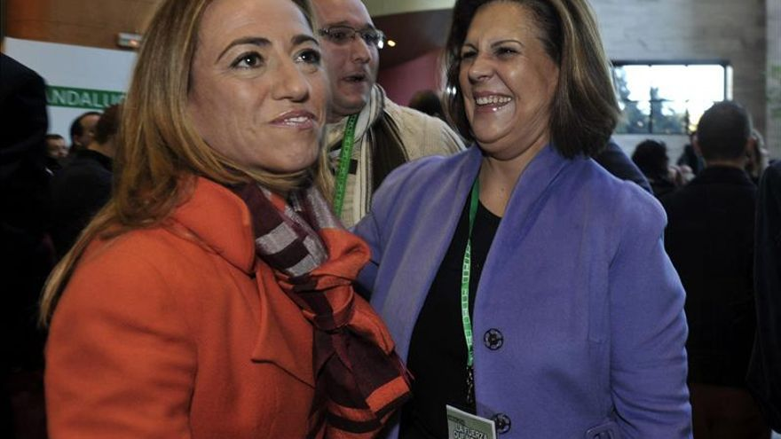 Chacón dice que el PSOE andaluz ha antepuesto los intereses de la gente corriente