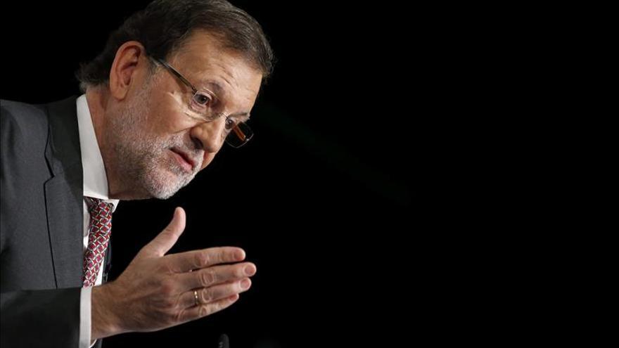 Rajoy: Ninguna acción de este o anteriores gobiernos justifica el desafío catalán