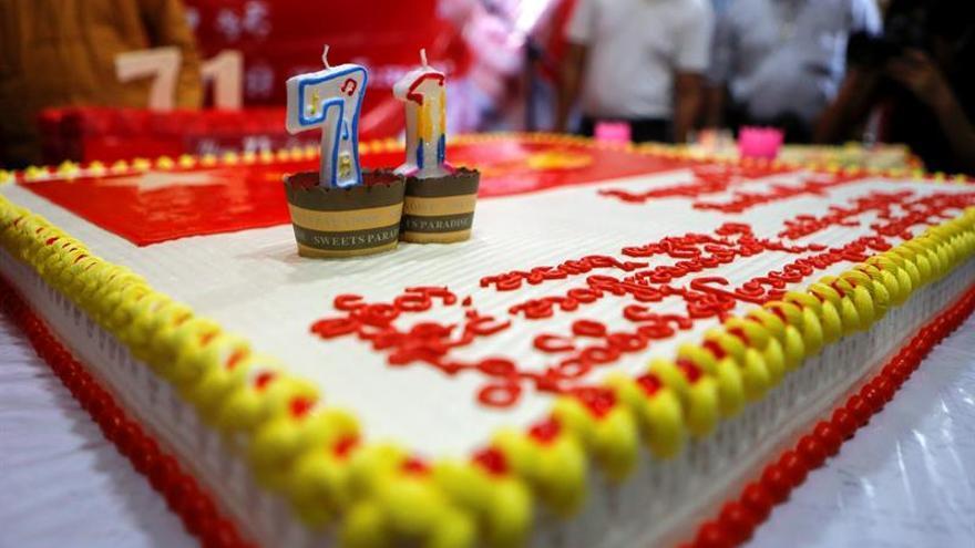 El partido gobernante en Birmania inaugura sede en el 71 cumpleaños de Suu Kyi