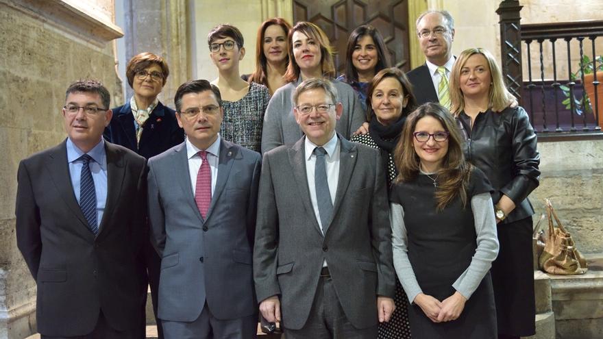 Enric Morera, elegido presidente de la Conferencia de Presidentes de Parlamentos Autonómicos