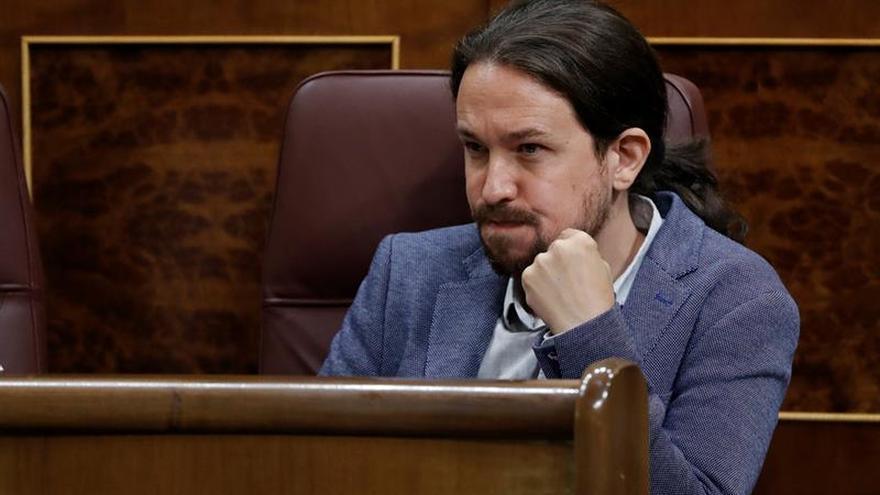 Iglesias invita al PP a lanzar campañas a favor del diálogo y entendimiento