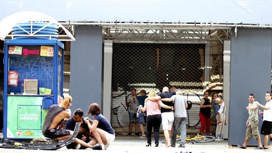 La Audiencia Nacional abre diligencias para investigar el atentado de Barcelona