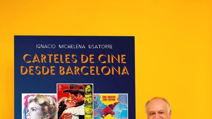 Zinebi acoge el lunes la presentación de 'Carteles de Cine desde Barcelona' del historiador bilbaíno Ignacio Michelena
