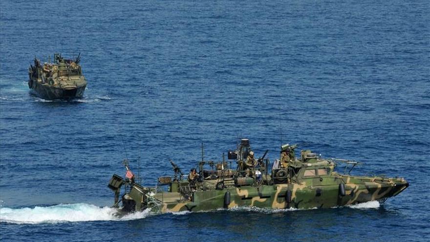 Irán exige disculpas a EEUU por la incursión de dos navío de guerra en sus aguas territoriales