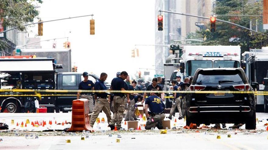 Identifican a un sospechoso que puede estar vinculado con la bomba de Nueva York