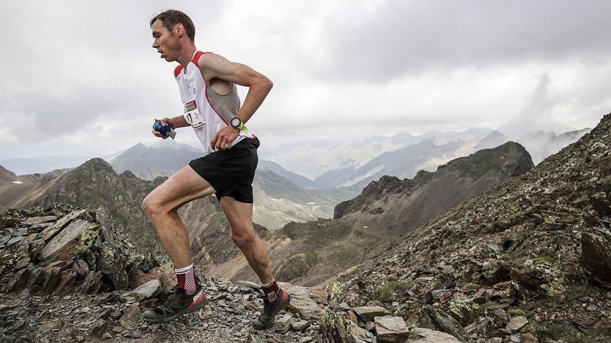 En la imagen, el corredor escocés Tom Owens.