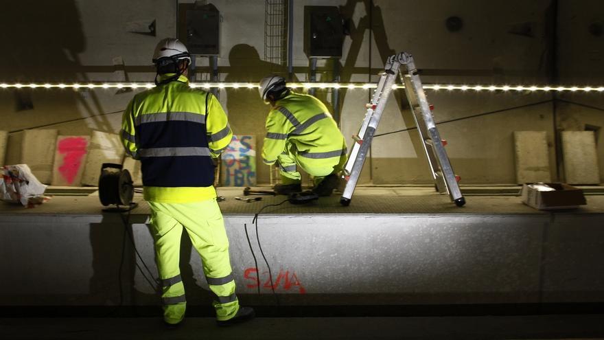 Los costes de la construcción en Euskadi aumentan una décima en agosto y elevan el crecimiento anual al 0,4%