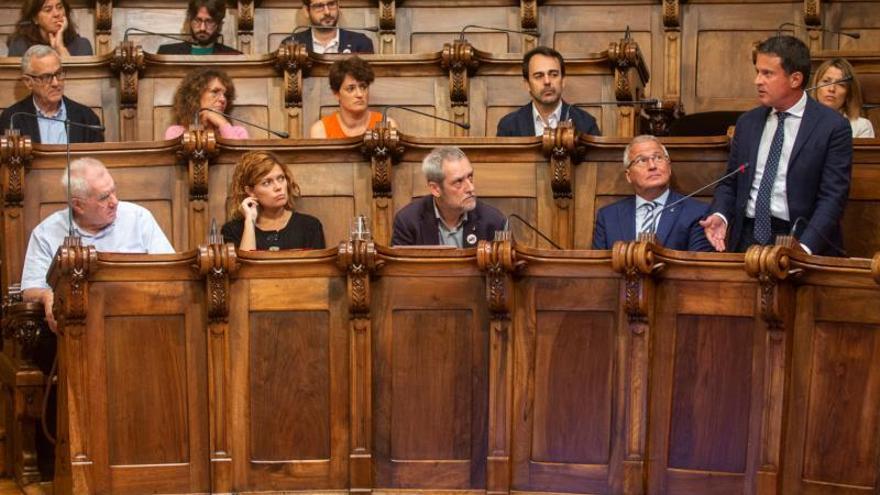 Barcelona pide al Congreso crear una comisión de investigación sobre el 17-A
