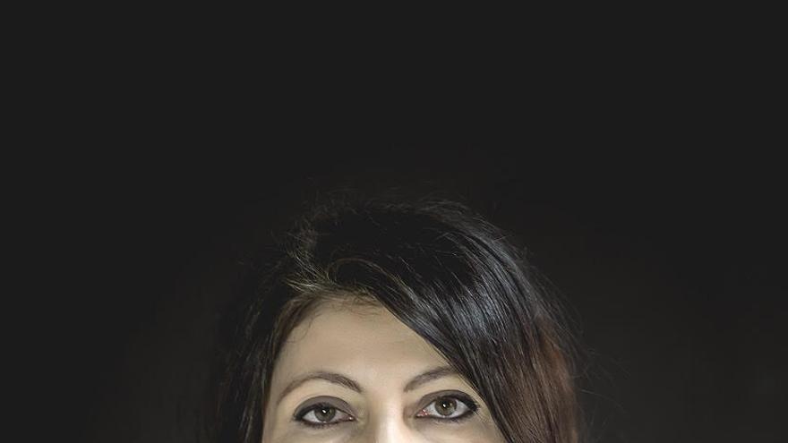 Retrato de la diseñadora de vestuario de cine Paola Torres