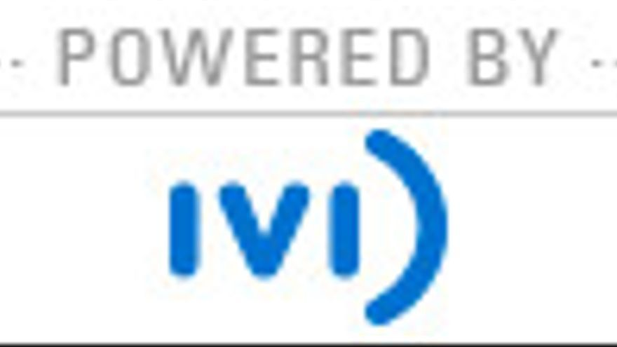 Powered by IVI.